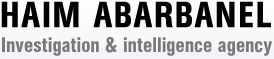 Haim Abarbanel Investigation and Intelligence Agency